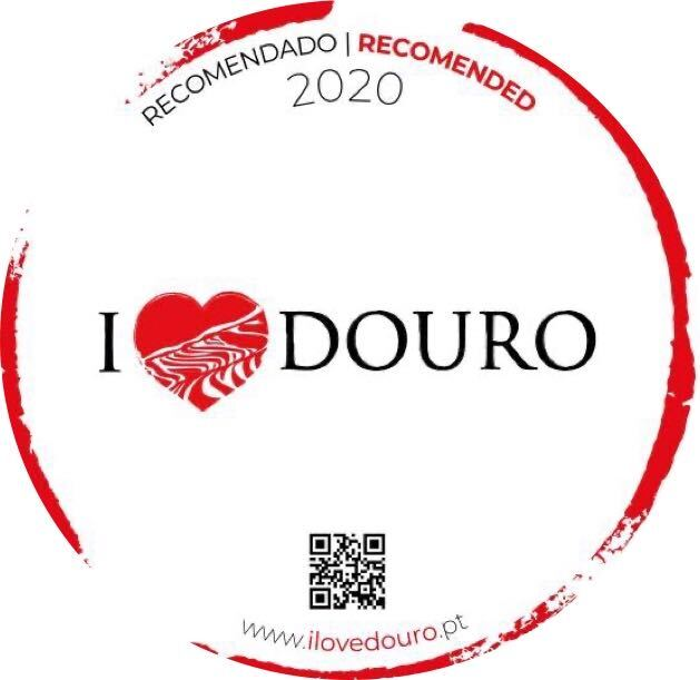 Recommendation Seal I Love Douro